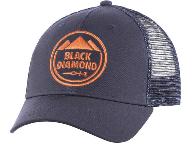 Black Diamond BD Trucker Hat Captain-Redwood